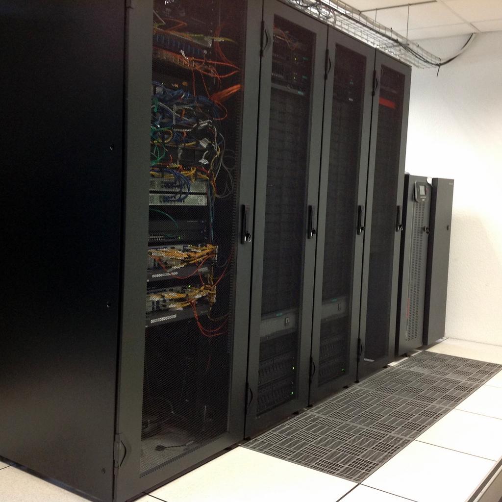 Data Center Coeur de réseau RMES
